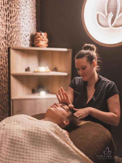 Soin bien-être Massage du monde 45 min
