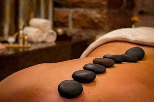 Soin bien-être Massage du monde Pierres Chaudes 1h15