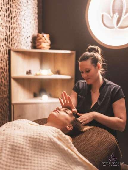 Soin bien-être Massage du monde 1h15