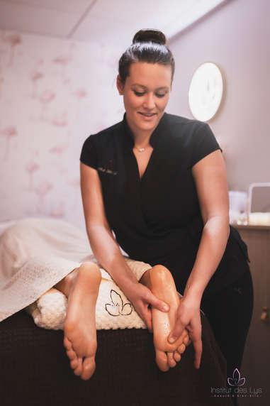 Soin bien-être Massage Foot relax 30 min